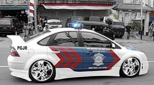 Polisi Masa depan